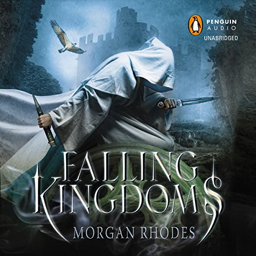 Falling Kingdoms audiobook cover art