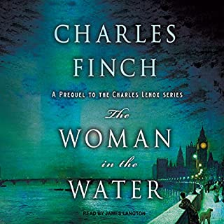 The Woman in the Water audiobook cover art