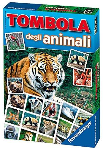 Ravensburger 21976 Tombola degli Animali
