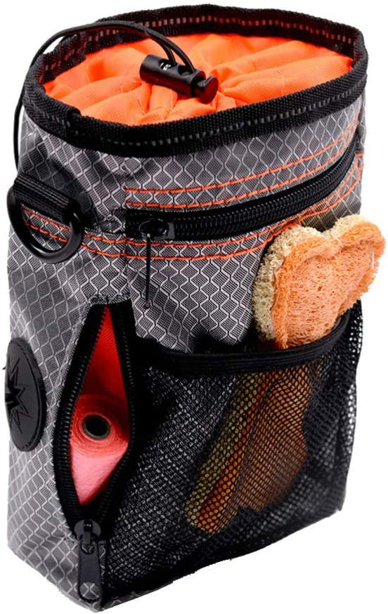 balacoo Dog Food Travel Bag Portable Oxford Pet 55% OFF Large overseas Capacity S