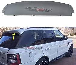 MotorFansClub Rear Roof Wing Spoiler Unpainted for Land Rover Range Rover Sport 2010-13 LR032164