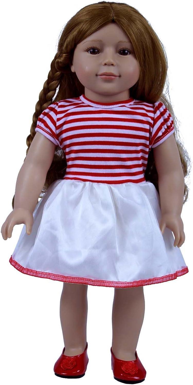 TERABITHIA 18 Zoll Real Life Wiedergeboren Amerika Puppe, Baby Mary, in Vinyl und gewichteten Körper Gefertigt B07FMD6BLG Niedrige Kosten | Lebhaft und liebenswert