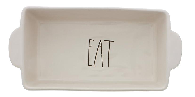 スキャンダラス推測する入手しますRae Dunn by Magenta EAT LL Loaf Pan