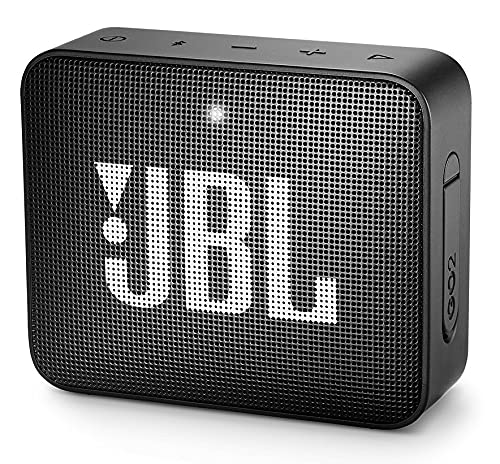 JBL GO 2 Altavoz Bluetooth portátil, Impermeable IPX7, con micrófono, hasta 5...
