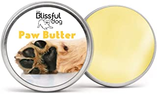 The Blissful Dog Organic Paw Butter for Dog'S Rough and Dry Paws 1-Ounce PAW BUTTER