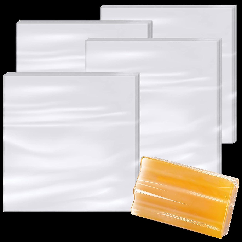 600 Pieces Shrink Wrap Bags Shrink Wrap Films Heat Shrink Wraps