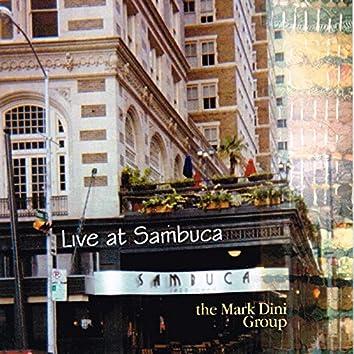 Live at Sambuca