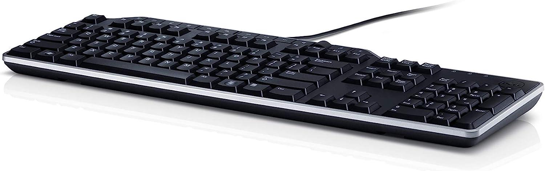 Dell Business Multimedia Keyboard - KB522, Black