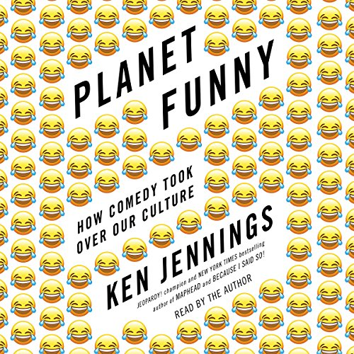 Planet Funny audiobook cover art