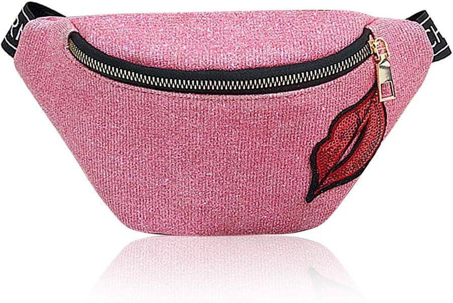 Little Girls Small Bunny Rabbit Design Bum Bag// Waiste Bag// Travel Bag