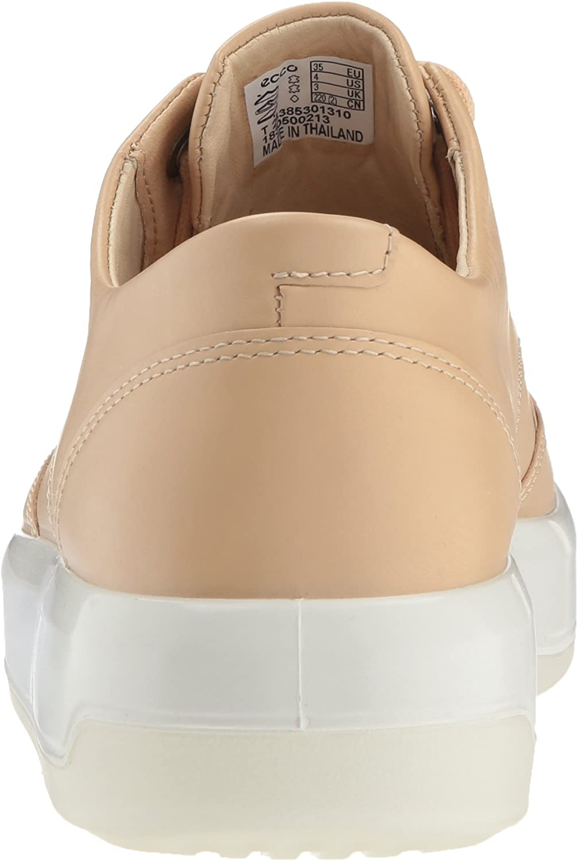 ECCO Women's Soft 9 Tie Sneaker