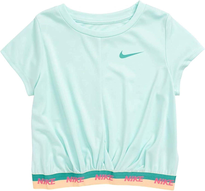 Nike Toddler Girls Fry Crop Top