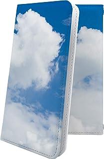 ケース Spray 402LG 互換 手帳型 空 そら 雲 くも 星 星柄 星空 宇宙 夜空 星型 スプレー 手帳型ケース ハワイアン ハワイ 夏 海 Spray402LG 風景 qvQ7406b5Z