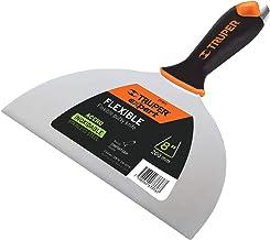 Espátula Flexible 8', Acero Inoxidable, Mango Comfort Grip