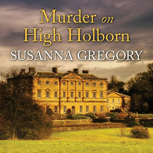 Murder on High Holborn cover art
