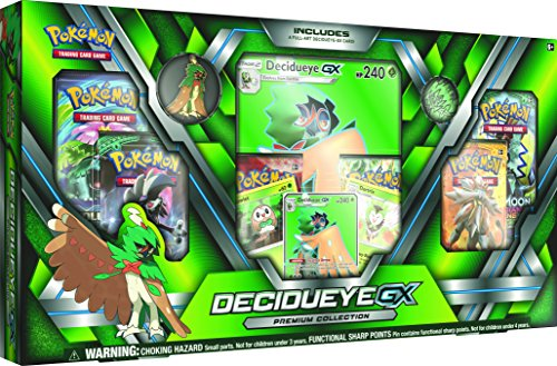 Pokemon Decidueye-GX Premium Collection,POK699-16796 image