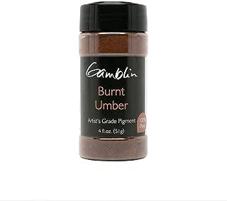 Dry Pigment Size: 1.80 oz, Color: Burnt Umber