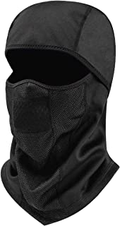 Balaclava Face Mask Cold Weather Hats for Men Women Winter Windproof Waterproof Thermal Fleece