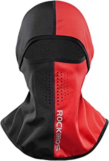 ROCKBROS Winter Balaclava Windproof Full Face Mask for Skiing Cycling