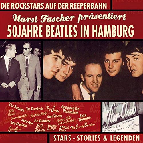 50 Jahre Beatles in Hamburg Titelbild