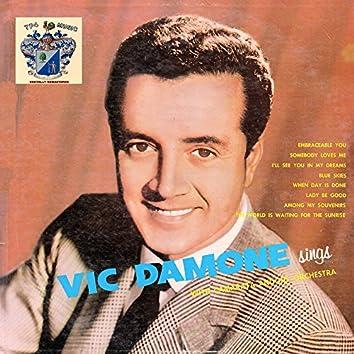 Vic Damone Sings