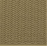 d-c-fix Klassiker Gartentischdecke Cappucciono Oval 160x210 cm- PVC Weichschaum