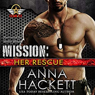 Mission: Her Rescue audiobook cover art