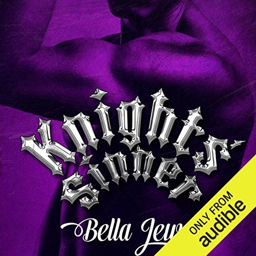 Knights' Sinner audiobook cover art