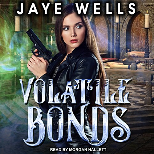 Volatile Bonds audiobook cover art