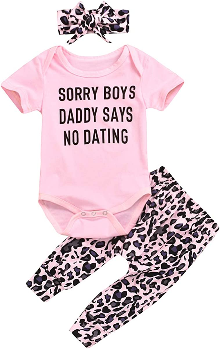 Kids Baby Girl Summer Outfits NO t-Shirt store top Leopa Romper Dating Tampa Mall