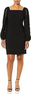فستان ناتاليا برقبة مربعة للنساء من ترينا ترك