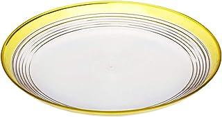 Secret de Gourmet - Assiette plate bicolore D27 cm