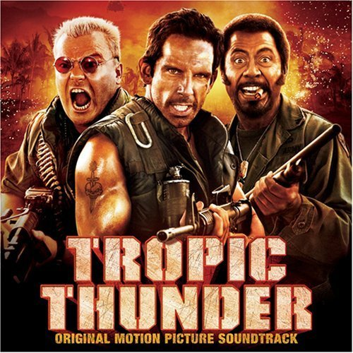 Tropic Thunder by Various Artists Soundtrack edition (2008) Audio CD