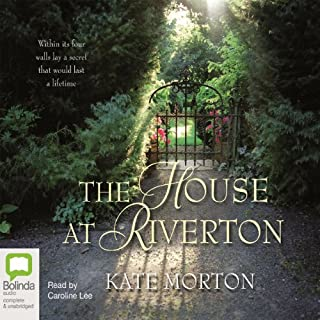 The House at Riverton [recorded under the alternate title The Shifting Fog]                   By:                                                                                                                                 Kate Morton                               Narrated by:                                                                                                                                 Caroline Lee                      Length: 18 hrs and 52 mins     4,200 ratings     Overall 4.1