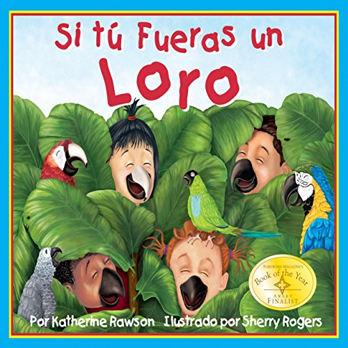 Si tú fueras un loro [If You Were a Parrot]  Audiolibri