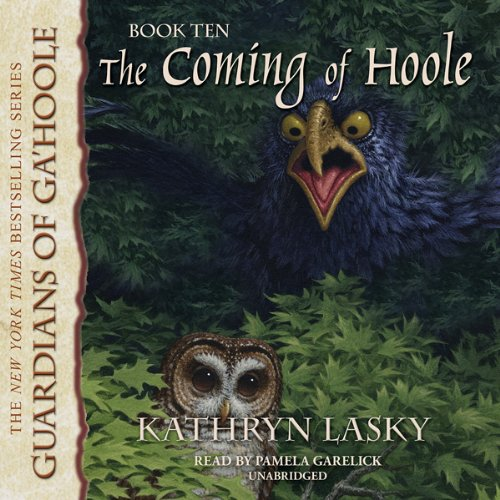 The Coming of Hoole audiobook cover art