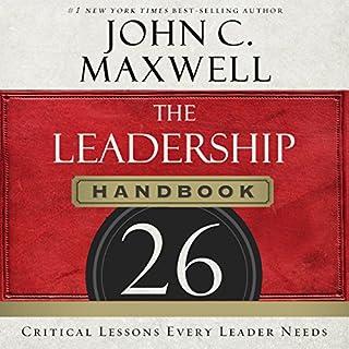 The Leadership Handbook audiobook cover art