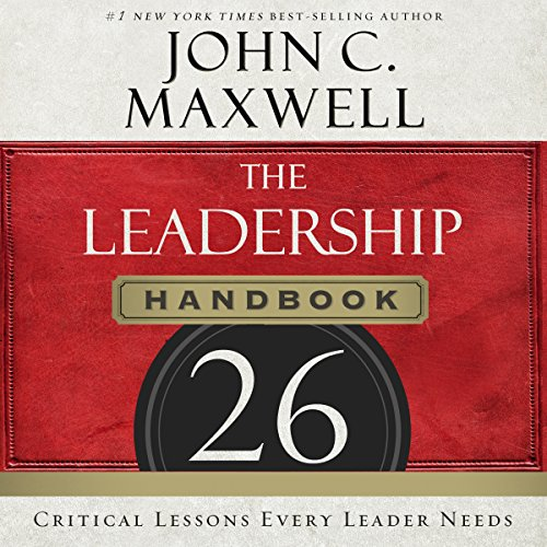 Page de couverture de The Leadership Handbook