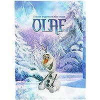 サンスター文具 アナと雪の女王 5ポケット クリアファイル オラフ S2157535