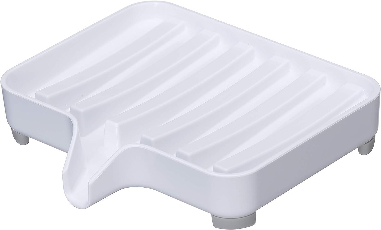 Yamazaki Soap New Time sale color Dish White Size us:one