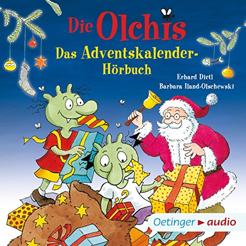 Das Adventskalender-Hörbuch (Die Olchis)     Die Olchis              By:                                                                                                                                 Erhard Dietl                               Narrated by:                                                                                                                                 Robert Missler                      Length: 2 hrs and 9 mins     Not rated yet     Overall 0.0
