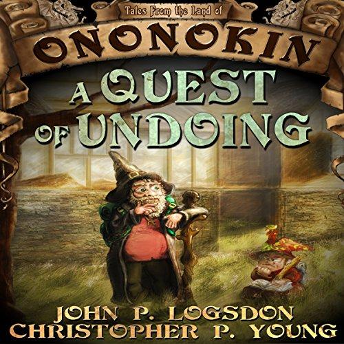 A Quest of Undoing audiobook cover art