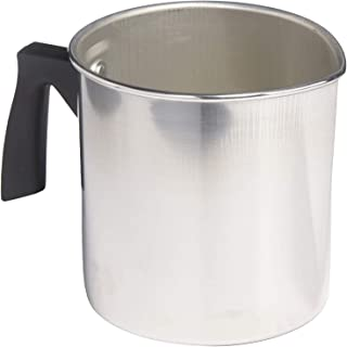 Candle Wax Pouring Pitcher Pot: Wax Melting Pot with Drip-Free Spout & Burn-Safe Handle