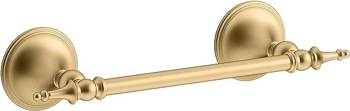 Kohler K-26527-2MB Decorative Toilet Paper Holder, Modern Brass