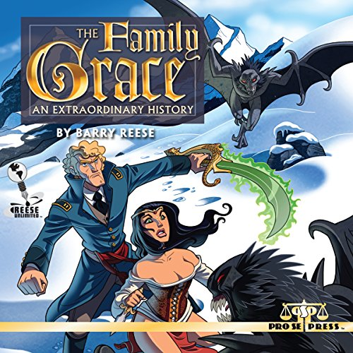 The Family Grace audiobook cover art