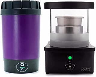Ardent Nova Decarboxylator With Source Turbo by Extract Craft