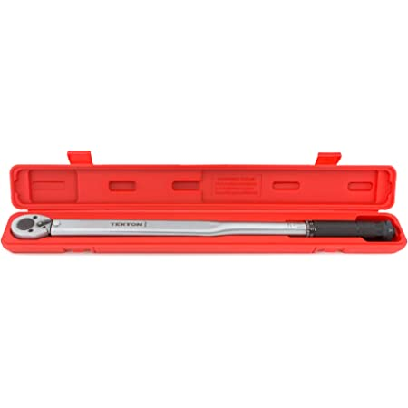 TEKTON 1/2 Inch Drive Click Torque Wrench (25-250 ft.-lb.) | 24340