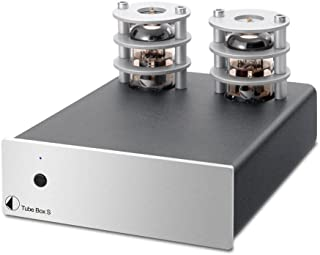 Pro-Ject Tube Box S Phono PreAmplifier, Silver