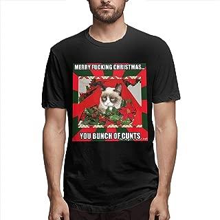Merry Fucking Christmas Cunts Fashion Mens T-Shirt
