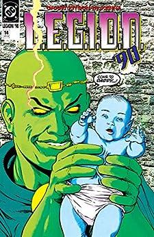 L.E.G.I.O.N. (1989-1994) #14 (LEGION (1989-1994)) by [Alan Grant, Barry Kitson, Kevin Maguire, Al Gordon, Mark McKenna, Lovern Kindzierski]